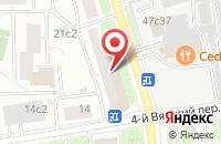 Схема проезда до компании Сервис Плюс в Москве