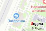 Схема проезда до компании Sweets в Москве