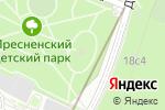 Схема проезда до компании Часовня Воздвижения Честного Креста в Москве