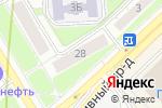 Схема проезда до компании ШинДоктор в Москве