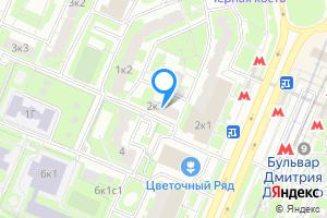 Сдается однокомнатная квартира в Москве м. Павелецкая,бульвар Дмитрия Донского, д. 2 корпус 2