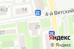 Схема проезда до компании Svetlana в Москве