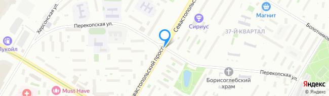 Перекопская улица