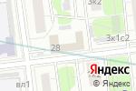 Схема проезда до компании Отдел МВД России по Савеловскому району г. Москвы в Москве