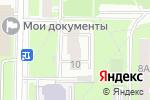 Схема проезда до компании H1 в Москве