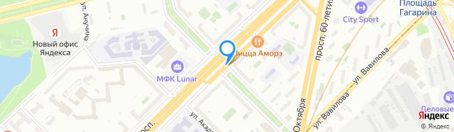 улица Академика Зелинского