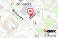 Схема проезда до компании Джейс Арт в Москве