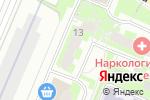 Схема проезда до компании Veigel Россия в Москве