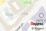 Схема проезда до компании Гранкин в Москве
