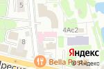 Схема проезда до компании Психология жизни в Москве