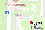 Схема проезда до компании Совет ветеранов войны и труда района Лианозово в Москве