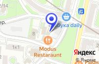 Схема проезда до компании ДЕТСКИЙ СПОРТИВНЫЙ КЛУБ НОВАЯ ЛИГА в Москве