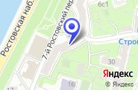 Схема проезда до компании ПТФ ФИНСКИЙ ИНТЕРЬЕР в Москве