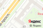 Схема проезда до компании Дифарм в Москве