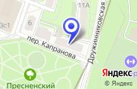 Схема проезда до компании МАСТЕРСКАЯ АНДРЕЯ ЧЕЛОБАНОВА в Москве