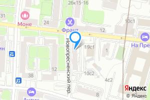 Снять двухкомнатную квартиру в Москве ул. Климашкина, 10