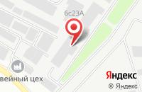 Схема проезда до компании Норма-консультант в Подольске