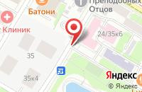 Схема проезда до компании BAXLER в Москве
