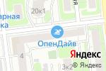 Схема проезда до компании МПК в Москве