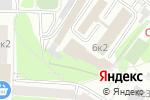 Схема проезда до компании Вентос в Москве