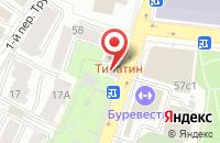 Схема проезда до компании Андалус в Москве