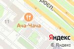 Схема проезда до компании Нотариус Карасева К.И. в Москве