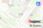 Схема проезда до компании Nikita Tataev events в Москве