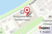 Схема проезда до компании Сфераплюс в Москве