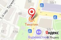 Схема проезда до компании Издательство Сканрус в Москве