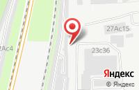 Схема проезда до компании МК-Метиз в Москве