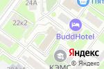 Схема проезда до компании Восточный горный институт проектирования в Москве