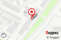 Схема проезда до компании Дедал-провод в Подольске