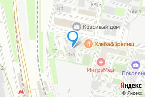 Сдается однокомнатная квартира в Москве Нововладыкинский пр., 1к4