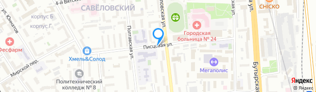 Писцовая улица