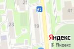 Схема проезда до компании Инженерная служба Савеловского района в Москве