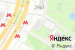 Схема проезда до компании Ремонт квартир в Москве