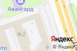 Схема проезда до компании CMS magazine в Москве