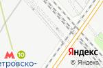 Схема проезда до компании Лекс в Москве