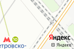 Схема проезда до компании ВидКон-СБ в Москве