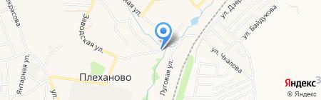 Crazy веник на карте Хрущёво