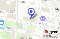 Схема проезда до компании БИЗНЕС-ЦЕНТР ЧАЙКА ПЛАЗА 2 в Москве