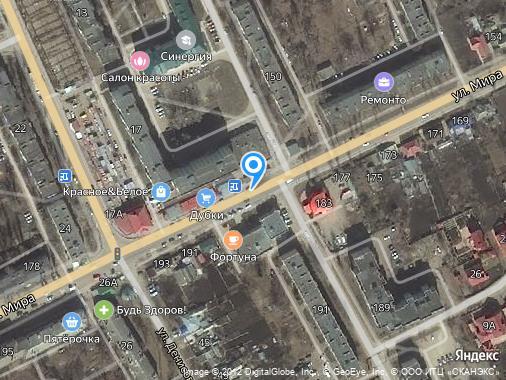 Продам 2-комнатную квартиру, 44 м², Ливны, улица Мира