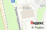 Схема проезда до компании Колобки в Москве