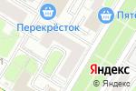 Схема проезда до компании Трапеза в Москве