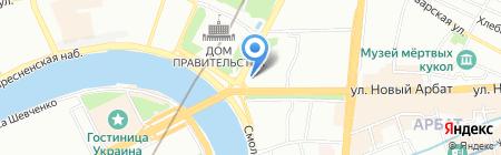Vestoro на карте Москвы