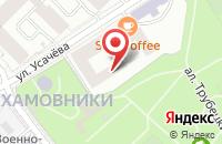 Схема проезда до компании Налоговый Вестник-Пресс в Москве