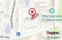 Схема проезда до компании Редакция Журнала «Семья и Право» в Москве
