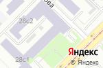 Схема проезда до компании Бытхим-2 в Москве