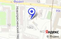Схема проезда до компании КБ АЛЬТА-БАНК в Москве