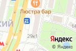 Схема проезда до компании Дыхание Востока в Москве